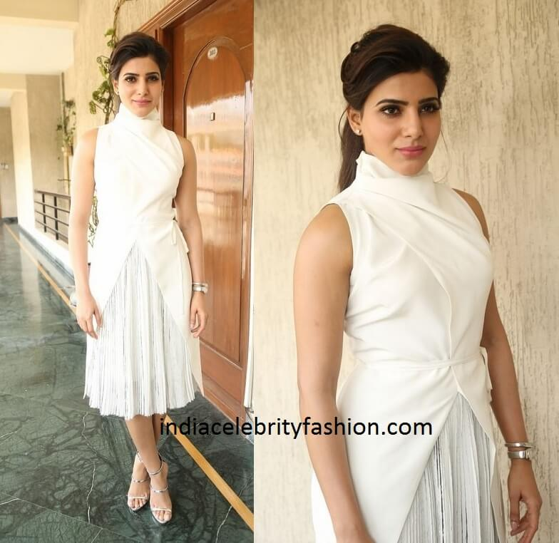 Samantha Ruth Prabhu in Shriya Som