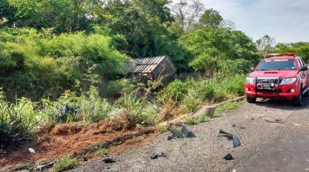 Rondoniense morre em trágico acidente na RO 070 nesse feriado