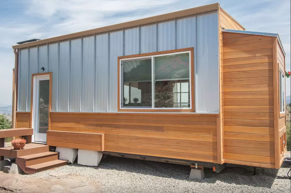 The Zen Cottage TINY HOUSE TOWN