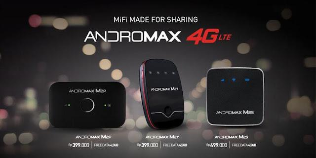 Modem Wifi Portable 4G Dari Smartfren