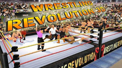 Wrestling Revolution Game - Games Download Free Full Version For PC