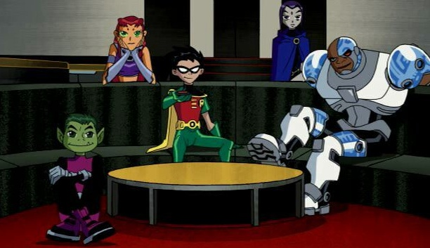 Infinite Earths Review Teen Titans Season 1 Episode 1 -3170