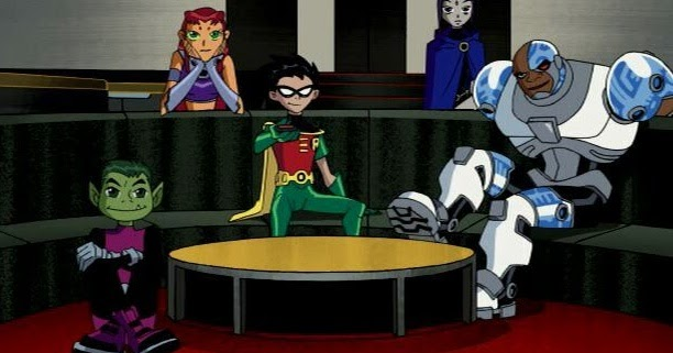 Teen Titans 100Th Episode