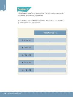 Apoyo Primaria Desafíos matemáticos 2do grado Bimestre 1 lección 9 Lo mío, lo tuyo y lo nuestro