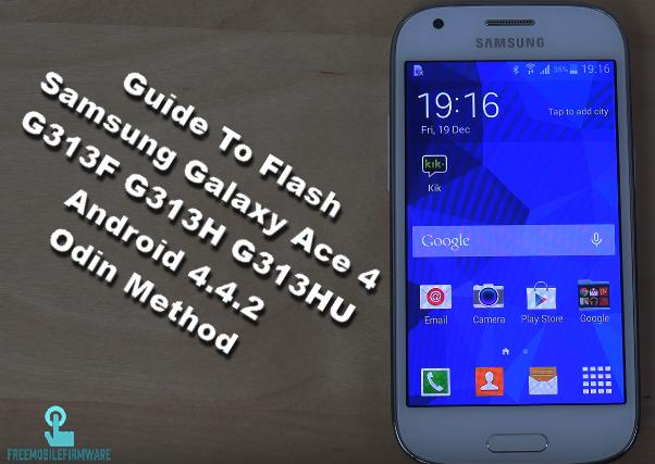 How To Root Samsung Galaxy Ace Nxt Sm G313Hu ••▷ SFB