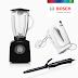 Спечелете блендер, кухненски миксер и маша Bosch