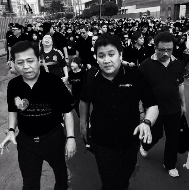 Setnov Alami Kecelakaan, Polisi Tetapkan HA Sebagai Tersangka