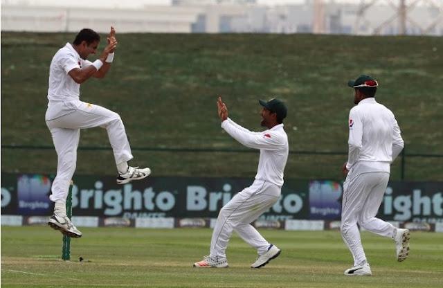 Pakistan beat Australia in the second Test, win arrangement