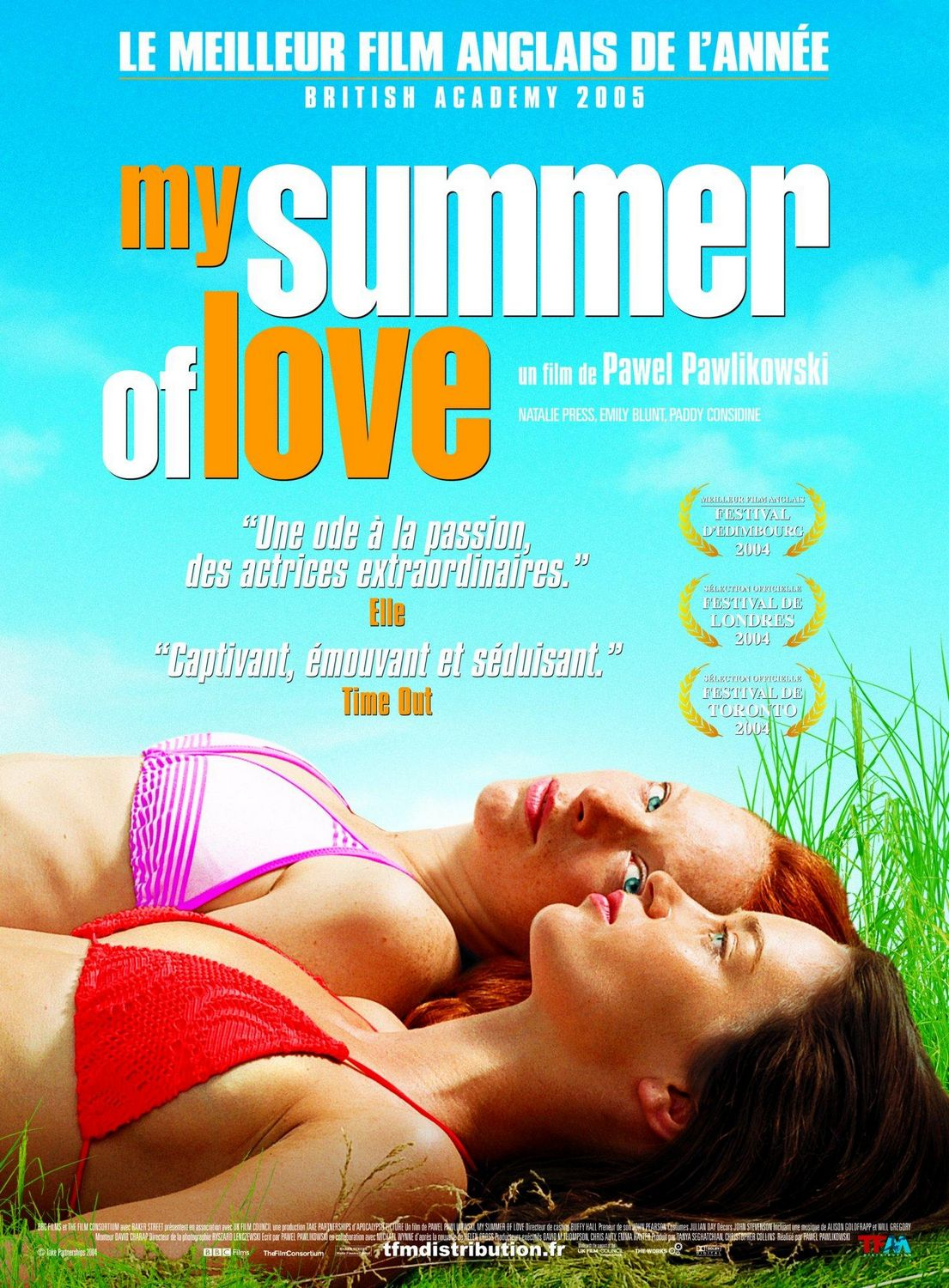 My Summer Of Love (2004) ταινιες online seires oipeirates greek subs