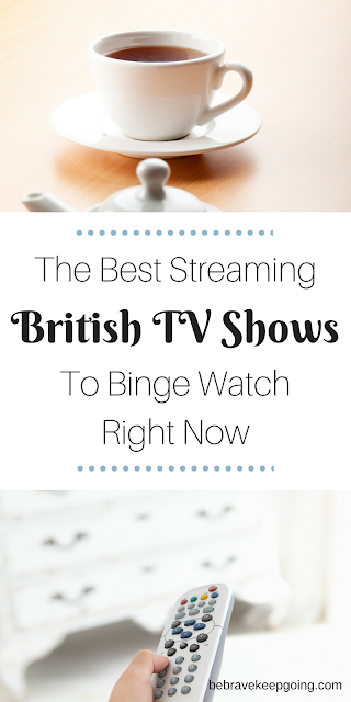 Best Streaming British TV Shows