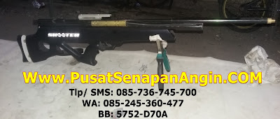 Senapan Angin Sharp Pompa Samping