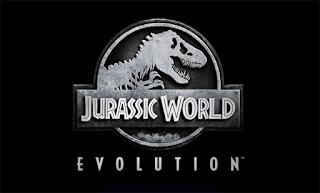 jurassic world evolution: primer trailer con los dinosaurios en accion