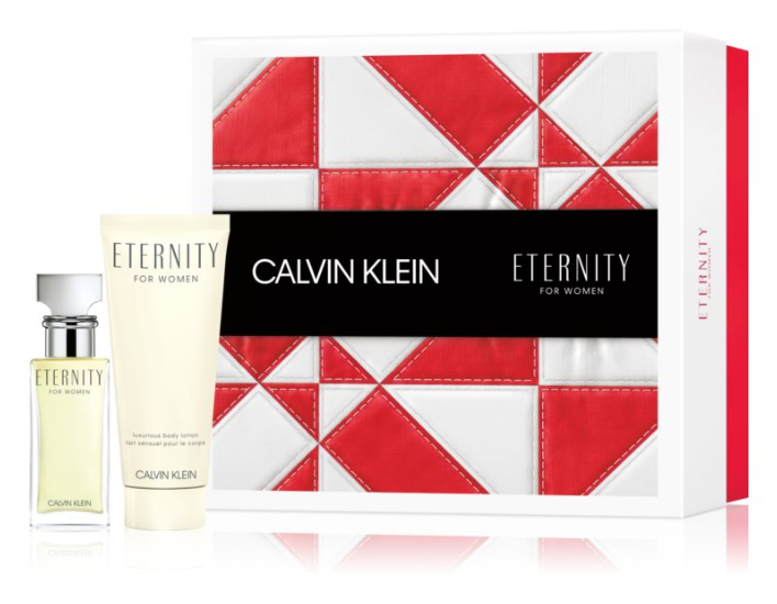 Calvin Klein Eternity set cadou XIV. pentru femei