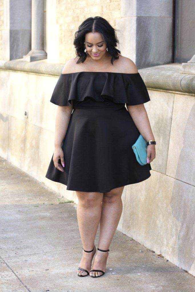Plus Size Outfit Ideas For The Club Tips For Women Kizifashion