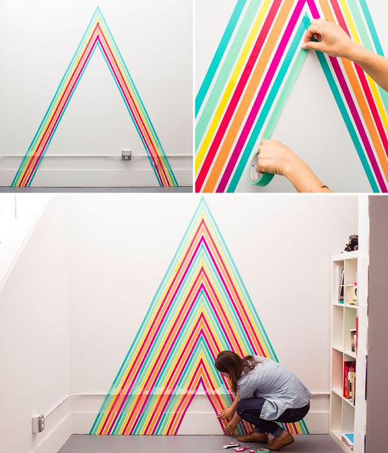 IDEAS DIY CON WASHIN TAPE O CINTA DECORATIVA by artesydisenos.blogspot.pe