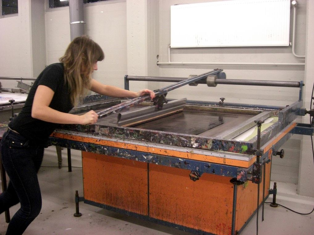 4 Interesting Screen Printing Technologies