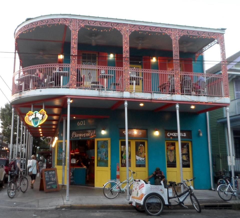 Karma Cafe New Orleans