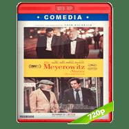 Los Meyerowitz: La familia no se elige (2017) WEBRip 720p Audio Dual Latino-Ingles