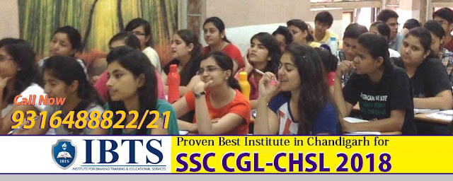 IBTS - INSTITUTE BEST SSC COACHING IN CHANDIGARH
