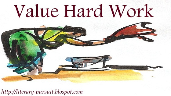 Value Hard Work: Motivational Story