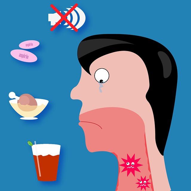 علاج التهاب اللوز المتكرر عند الاطفال مجرب وفعال