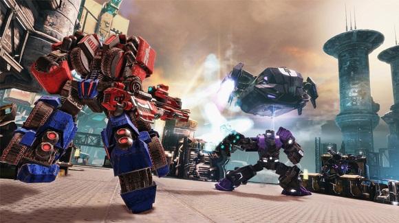 Transformers Fall of Cybertron PC Full Version Screenshot 2