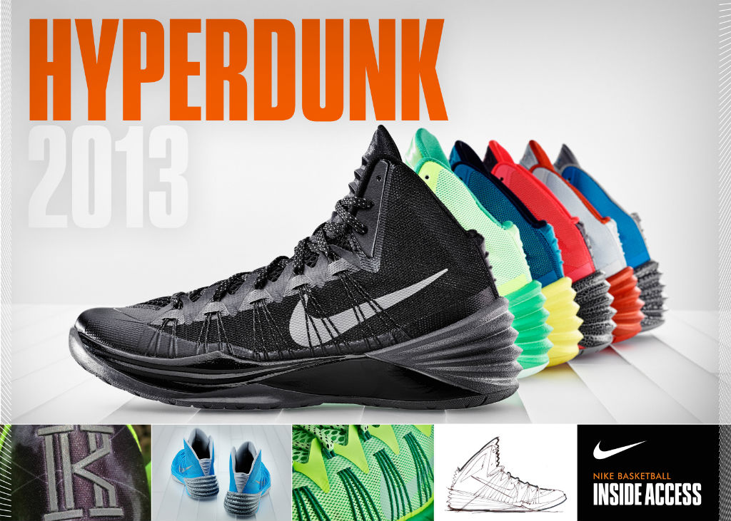 190b57aedad Nike Hyperdunk 2013 - Official Photos