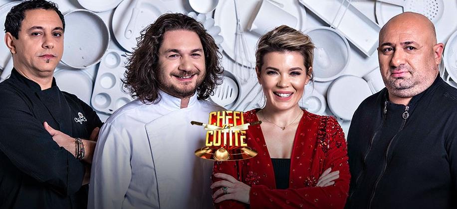 Chefi la Cutite sezonul 3 episodul 7