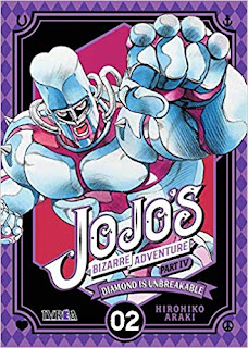 JOJO'S BIZARRE ADVENTURE - Diamond is Unbreakable 02