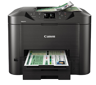 download driver printet Canon Maxify MB5340