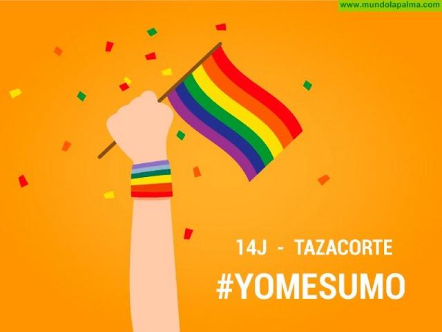 Más de veinte colectivos sociales se suman este sábado al primer Orgullo de la historia de La Palma