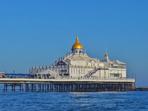 5 Places to visit around Eastbourne