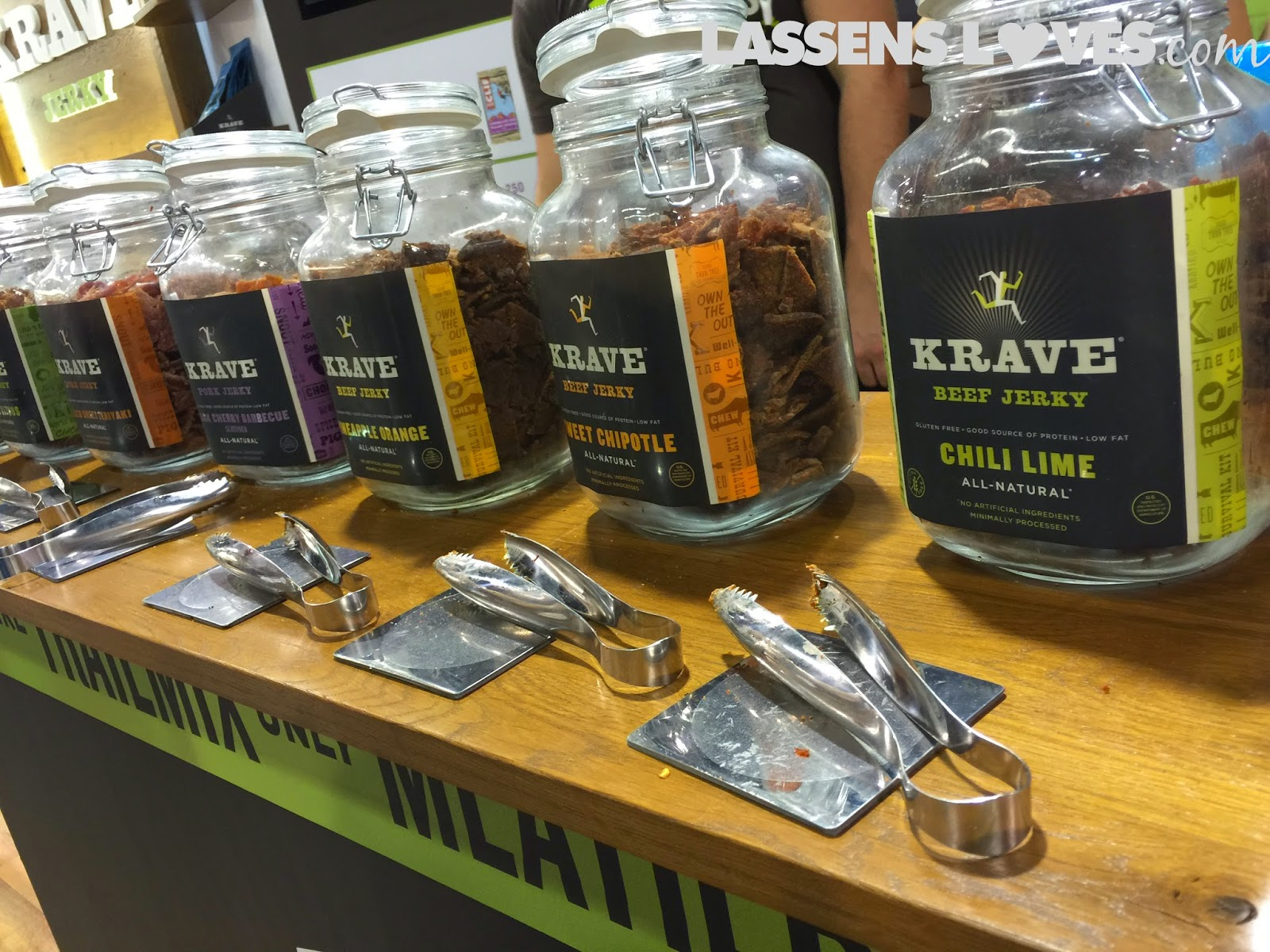 Expo+West+2015, Natural+Foods+Show, New+Natural+Products, krave+jerky