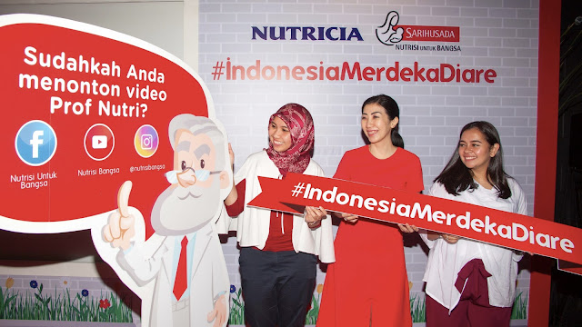 Indonesia Merdeka Diare
