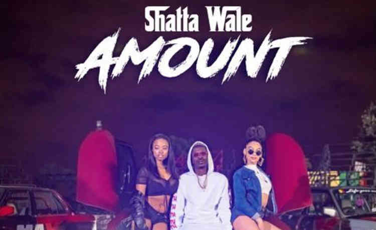 Shatta Wale releases track titled 'Amount' (audio&video)
