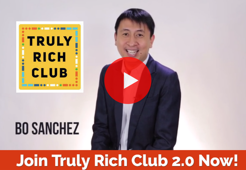 Join the Truly Rich Club 2.0