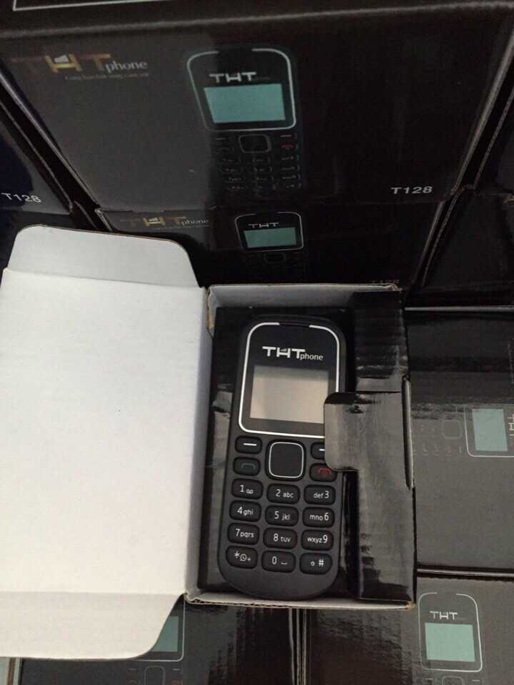 Điện thoại THT PHONE 2 sim 2 sóng chính hãng full box giá rẻ