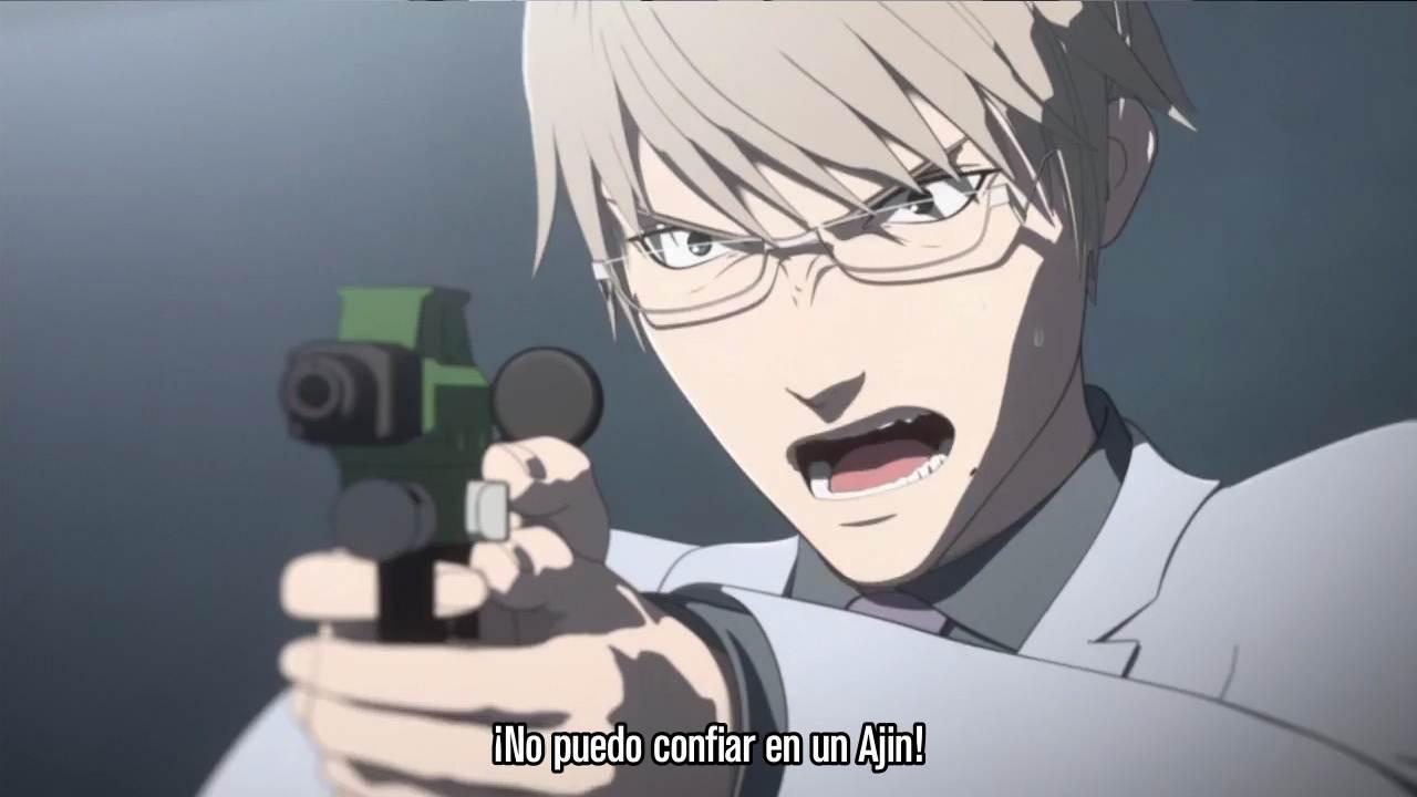Ajin segunda temporada cap 1 Sub Español