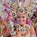 Esther Pérez, Reina del Carnaval de Las Palmas de Gran Canaria 2017