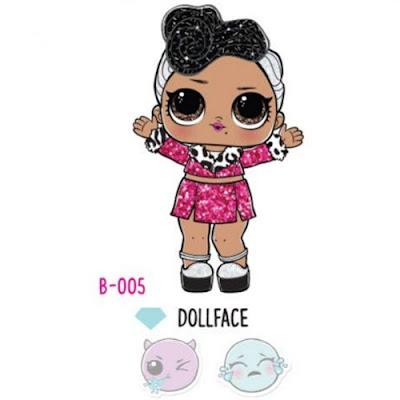 Dollface Bling Series
