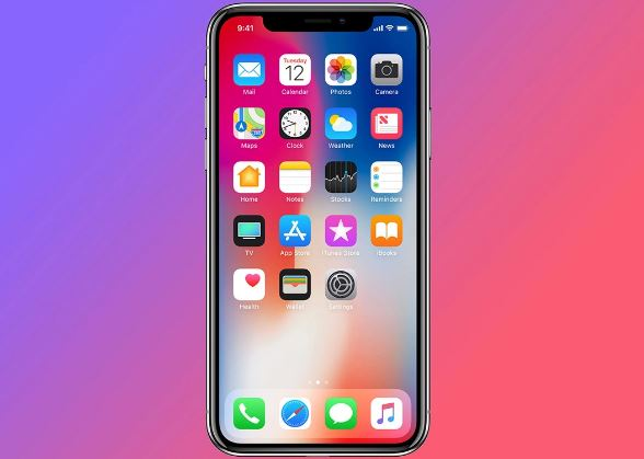 iPhone X Review | Multi-Touch Layar 5,8-inci