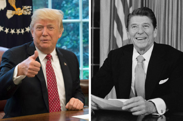 Trump Just Revived the Reagan-Era Tradition of Openly Criticizing the Fed
