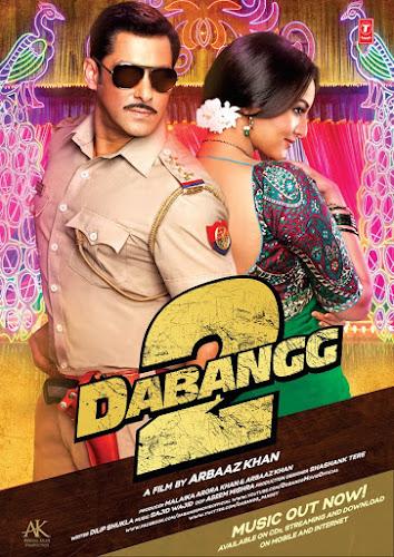 Dabangg 2 (2012) Movie Poster