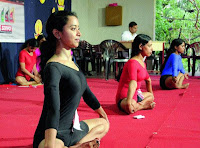 Sudarshan kriya, pranayam can cut examination stress | Sudarshan Kriya