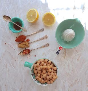 Receta: Garbanzos crocantes. Ideales para un snack!