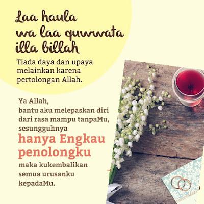 Tetapkan Hati Kami Dalam Iman, Ya Allah