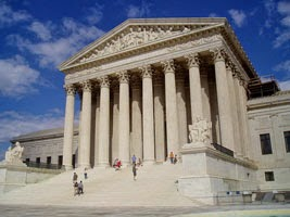 photo of US Supreme Court building