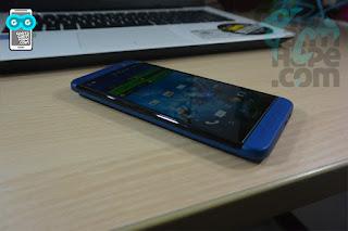 HTC One E8 - tampak keseluruhan
