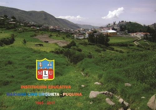 Colegio MARIANO LINO URQUIETA - Puquina