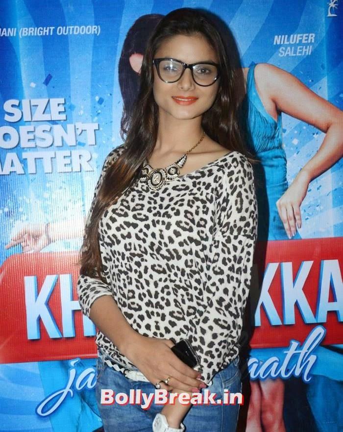 Sezal Sharma, Tanisha Singh, Sezal Sharma hot pics from 'Khota Sikka' Press Conference